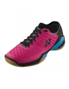Zapatilla Power Cushion Eclipsion Z Men rosa y azul