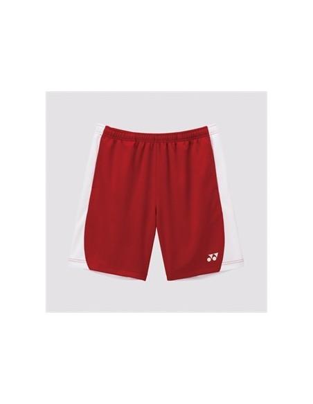 Pantalon corto Rojo 15025